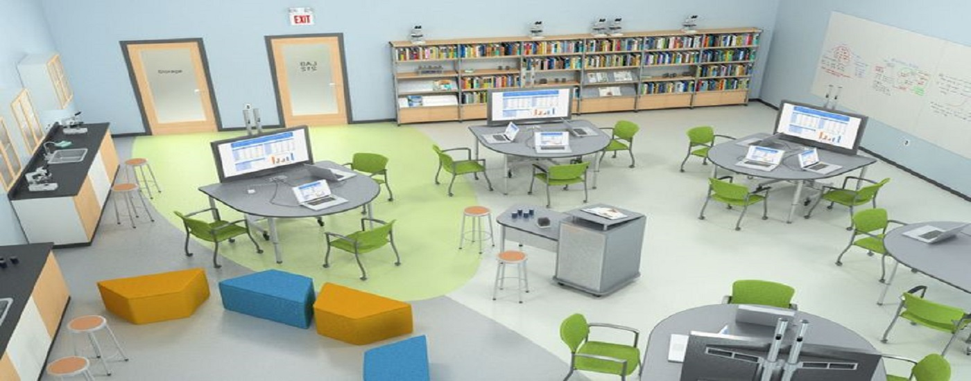 Improving Educational Environments Since 1959