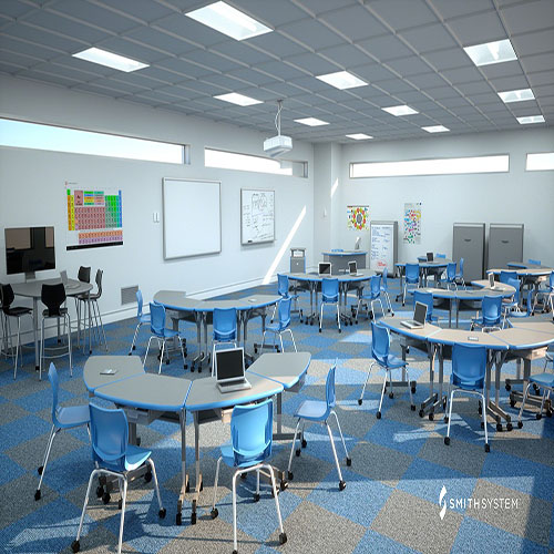 21st Century Classroom Environments Lowery Mcdonnell Company