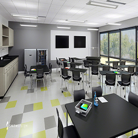 STEM Lab - ENVIRONMENTS | Lowery McDonnell Company