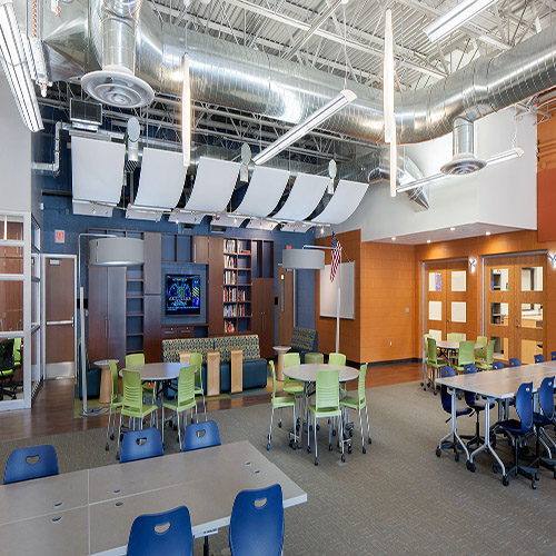 Classroom Lab Design : Stem lab environments lowery mcdonnell company